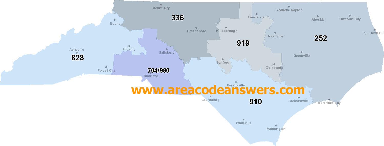 Asheville North Carolina Zip Code Map.North Carolina Area Code Map Rtlbreakfastclub